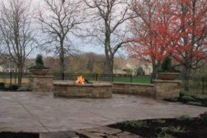 classic fire pit ideas