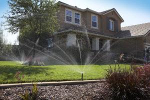 sprinkler system service