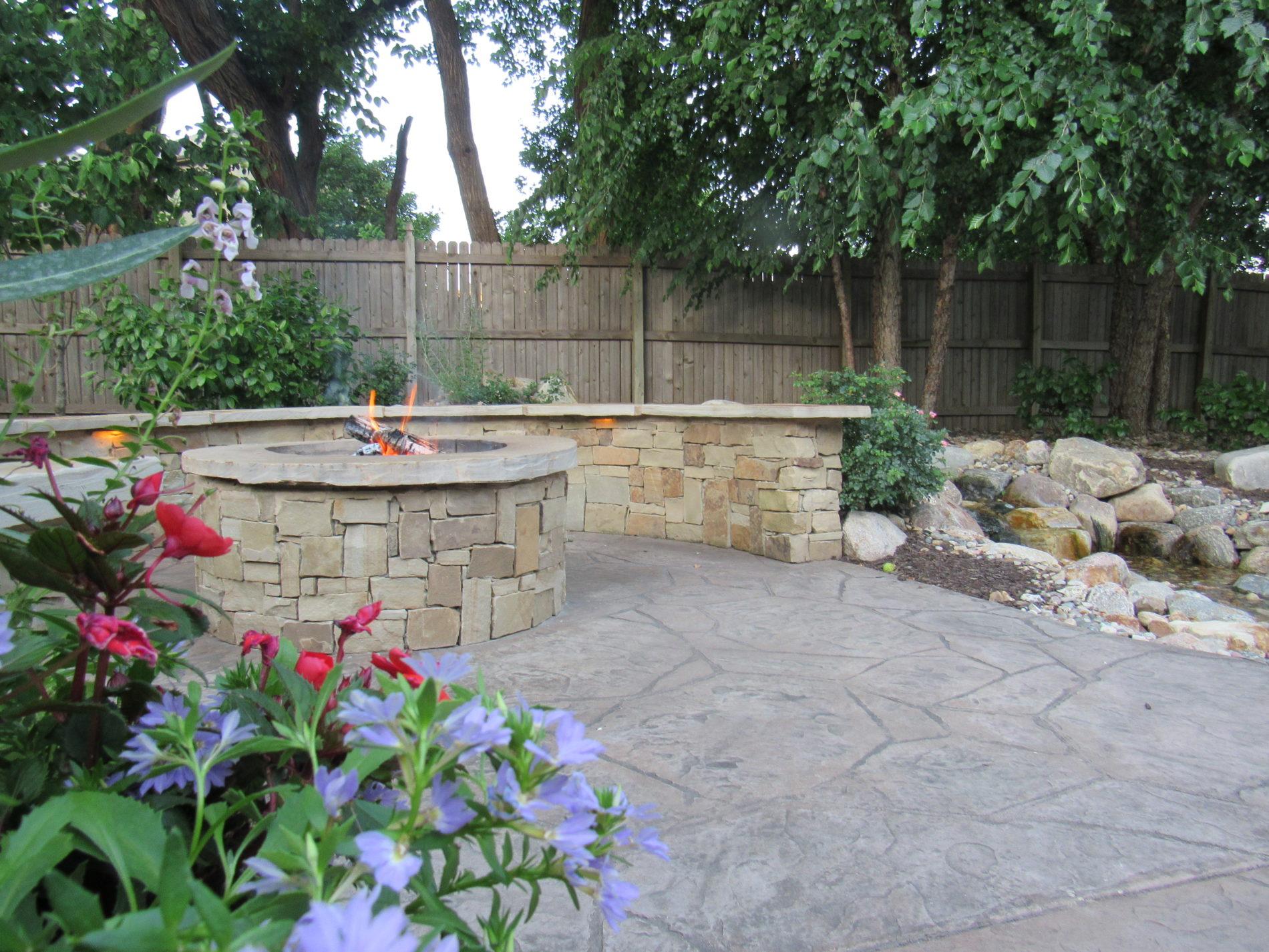 Outdoor Living Spaces In Kansas City Aspen Lawn Amp Landscape
