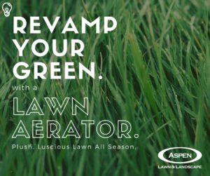 Lawn Aerator in Kansas City