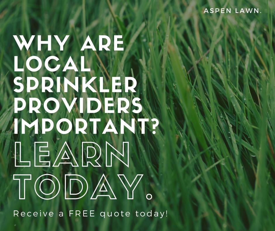 sprinkler service providers in Kansas City